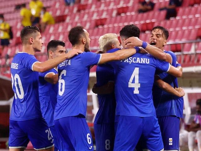 Trực tiếp U23 Romania vs U23 New Zealand, cập nhật link xem trực tiếp U23 Romania vs U23 New Zealand, 15h30 ngày 28/07 1