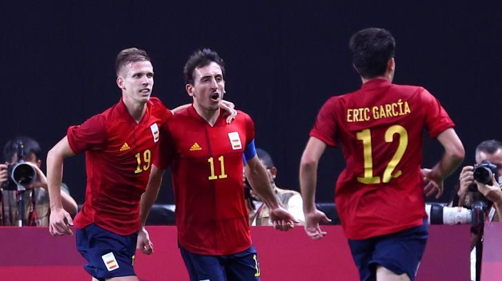 Trực tiếp U23 Tây Ban Nha vs U23 Argentina, bảng C Olympic 2020: 18h00 ngày 28/07 1