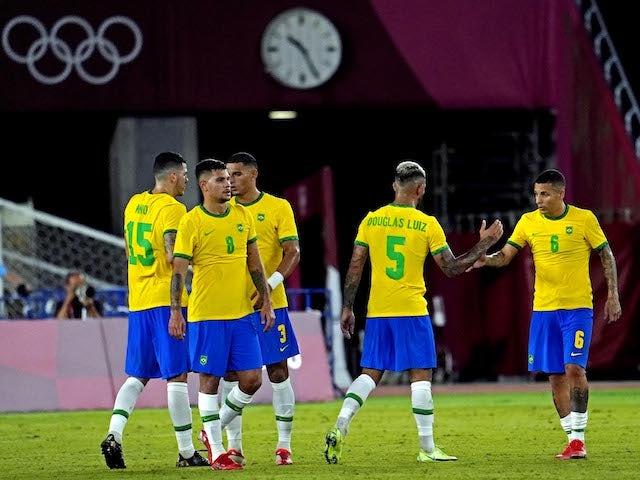 Trực tiếp Brazil vs Ai Cập, link xem Brazil vs Ai Cập: 17h00 ngày 31/07 2