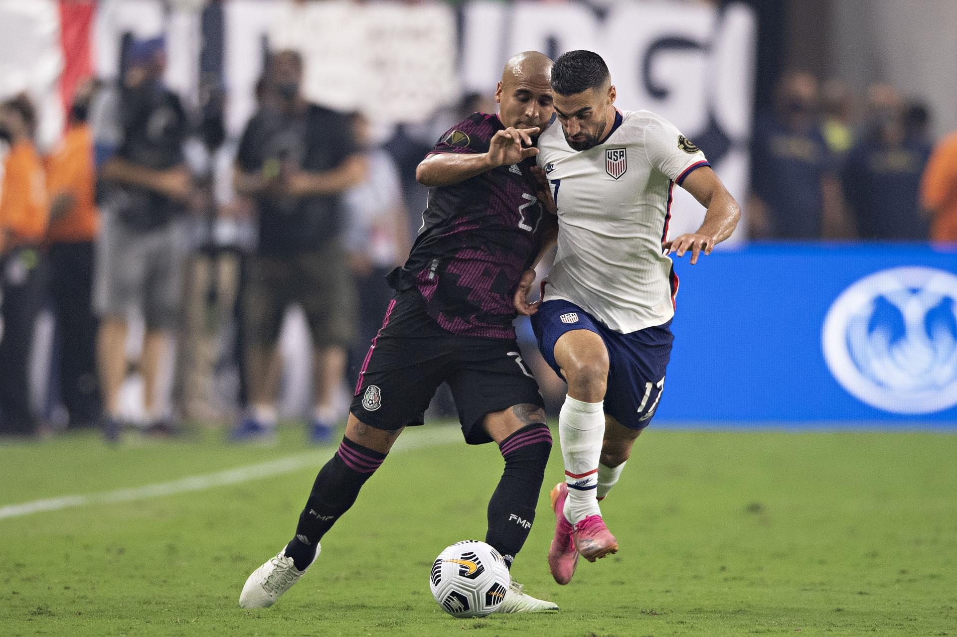 Kết quả Mỹ vs Mexico: Phung phí cơ hội, kết cục sốc phút 117  1