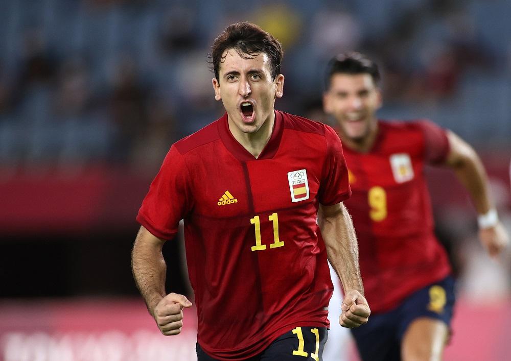 Dự đoán Tây Ban Nha vs Nhật Bản, nhận định trận đấu, 18h00 ngày 03/08: Bóng đá nam Olympic 3
