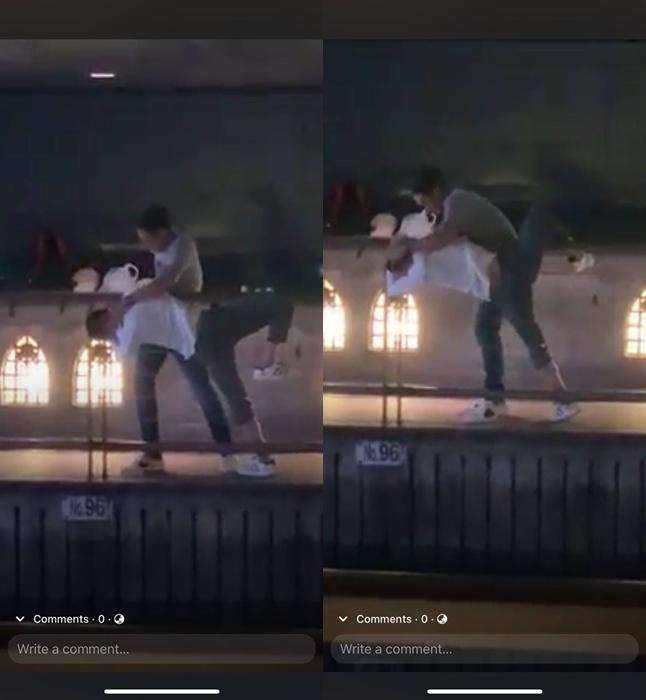 Xôn xao đoạn clip nam thanh niên người Việt bị dìm đến qua đời tại Nhật, đồng hương không giúp còn đứng livestream cổ vũ 1