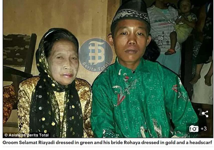 Cặp đôi đũa lệch 'cháu 16 - bà 71 tuổi': Yêu nhau say đắm bất chấp phản đối, chú rể kể vanh vách diễn biến đêm tân hôn 1