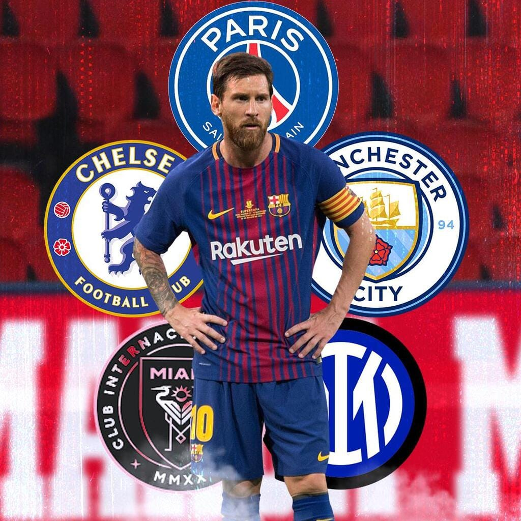 Lionel Messi 'thất nghiệp' vì Barca: Đaị gia châu Âu đến giải cứu, đối thủ không đội trời chung nay hóa đồng đội? 2