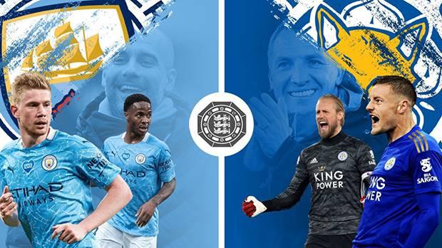 Nhận định Leicester City vs Man City, 23h15 ngày 07/08: Đặt hy vọng vào Bầy Cáo 3