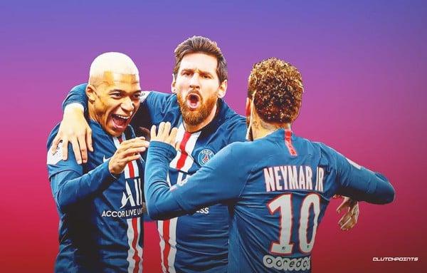Lionel Messi chính thức gia nhập PSG, 'gã nhà giàu' nước Pháp sở hữu bộ 3 nguyên tử rung chuyển cả châu Âu 3