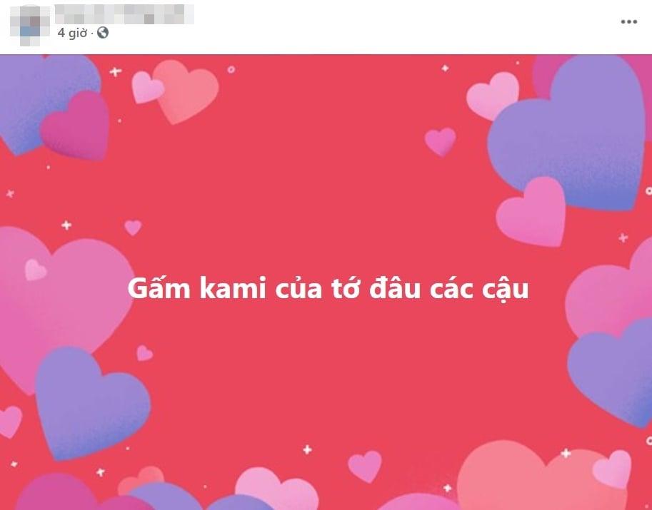 Hot TikToker Gấm Kami bị nghi lộ clip 12 phút, dân tình đua nhau đi xin link 2