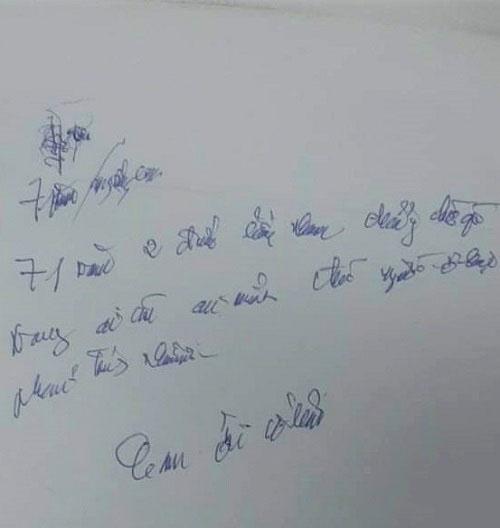 Vợ chồng U70 cùng chiến đấu với Covid: Cụ bà muốn nhường sự sống cho chồng và lá thư tay nguệch ngoạc đẫm nước mắt 4