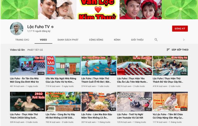 Youtuber dạy trộn vữa vượt mặt bà Phương Hằng khoe xấp tiền, tiết lộ thu nhập cả trăm triệu mỗi tháng 6
