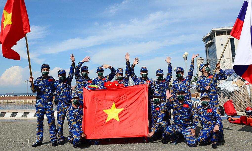 Army Games 2021: Chiến hạm của ĐT Việt Nam vượt qua Trung Quốc, giành HCB trong lần đầu tham dự 1