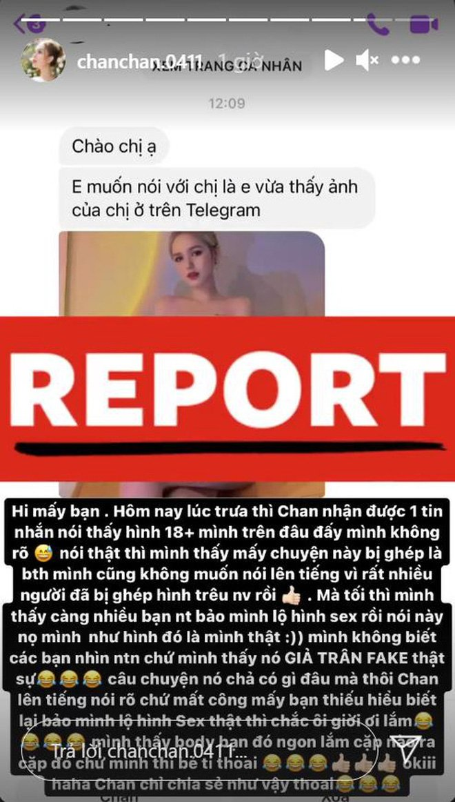 Vợ streamer giàu nhất Việt Nam lên tiếng trước nghi án lộ ảnh khỏa thân 3