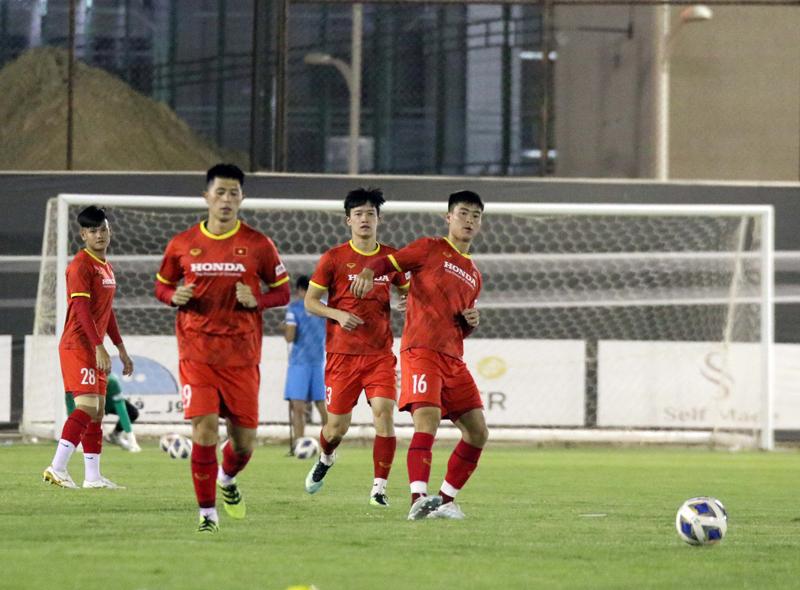 HLV Park Hang-seo đón tin vui, toàn đội sẵn sàng đối đầu Ả Rập Xê Út 2