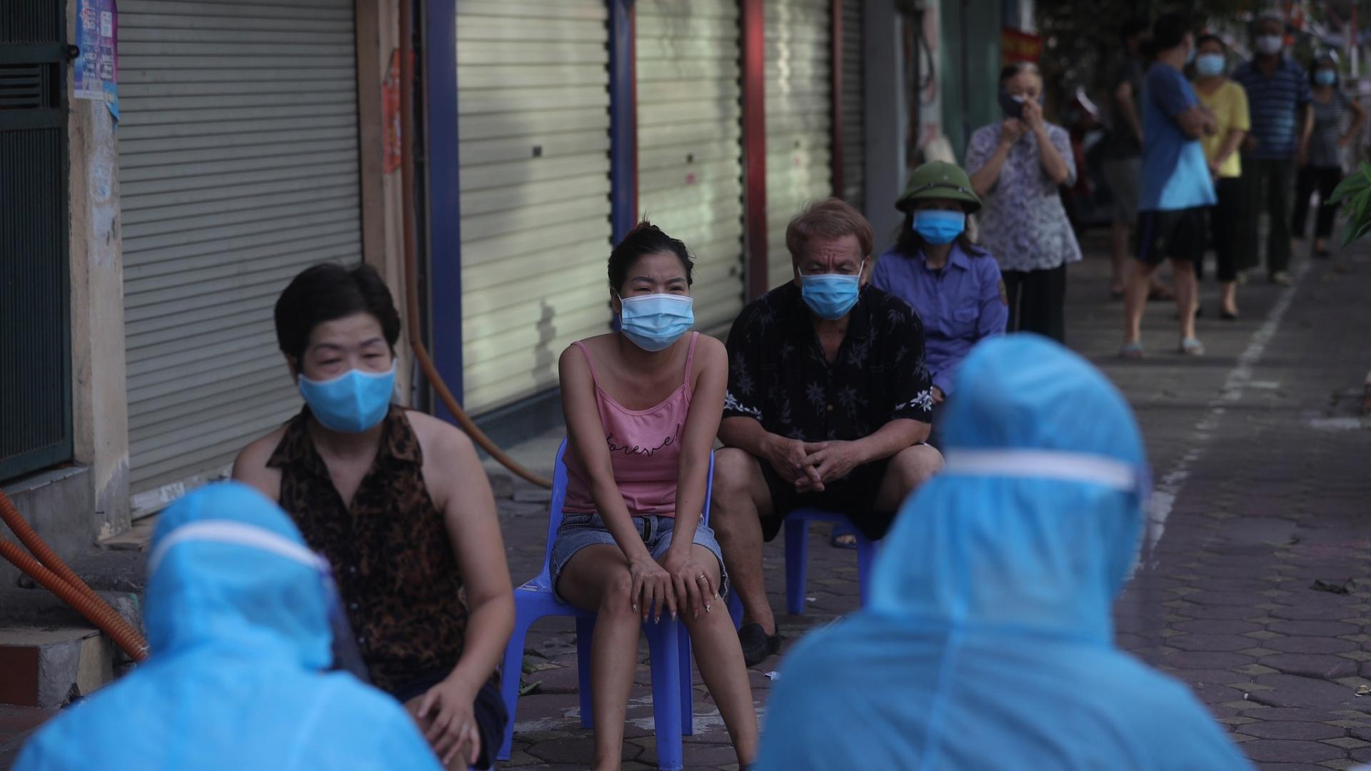 CDC Hà Nội: Có thể phải giãn cách ít nhất 7 ngày nữa sau 6/9 3