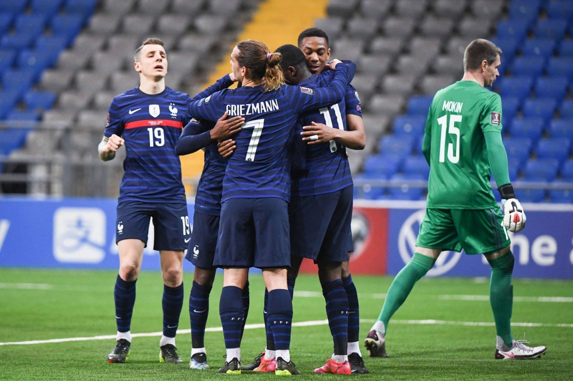 Trực tiếp Pháp vs Bosnia, link xem trực tiếp Pháp vs Bosnia: 01h45 ngày 02/09 2