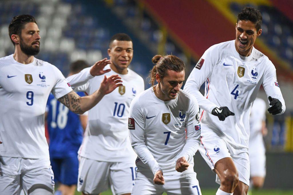 Trực tiếp Pháp vs Bosnia, link xem trực tiếp Pháp vs Bosnia: 01h45 ngày 02/09 1