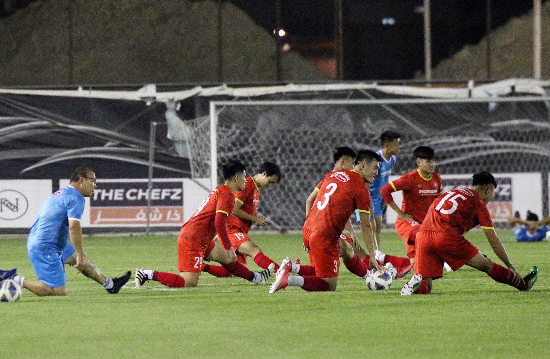 Công Phượng vừa lên tập trung, đến lượt trò cưng của thầy Park gặp 'hạn lớn' sau trận gặp Australia 1
