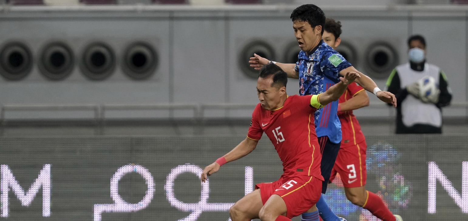 ĐT Việt Nam thua 2 trận liên tiếp, vẫn xếp trên Trung Quốc tại vòng loại World Cup 2022 2