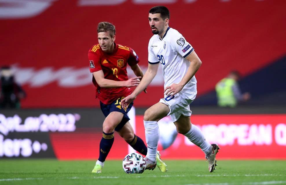 Nhận định Kosovo vs Tây Ban Nha, 01h45 ngày 09/09: Vòng loại World Cup 2022 3