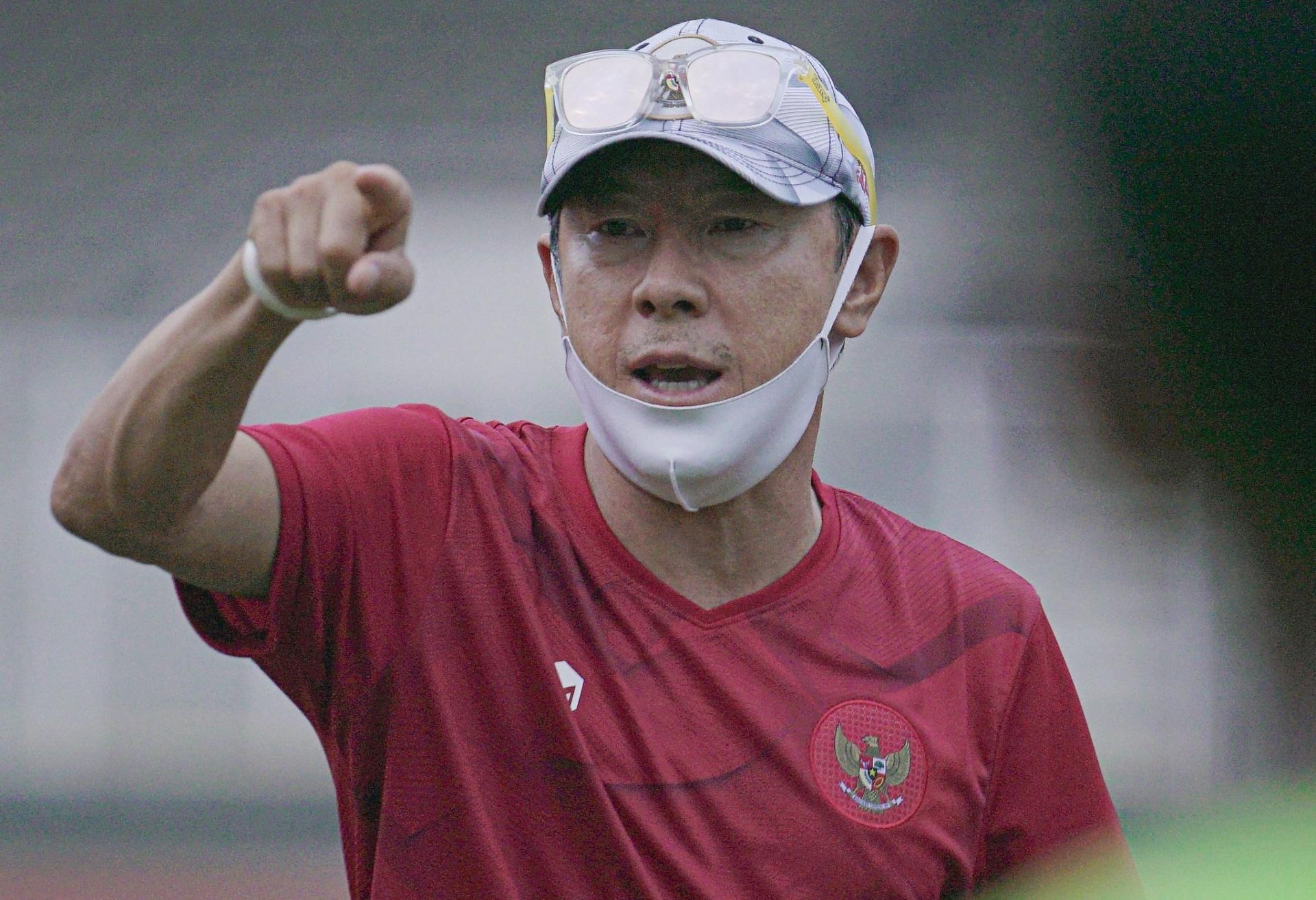 AFF Cup 2020: Chung bảng với ĐT Việt Nam, HLV Indonesia tuyên bố 'san bằng tất cả' 1