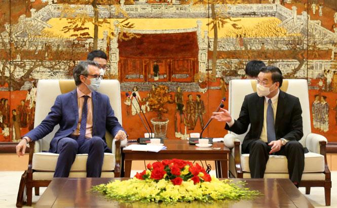 Hà Nội tăng cường hợp tác với các đối tác châu Âu trên nhiều lĩnh vực 1