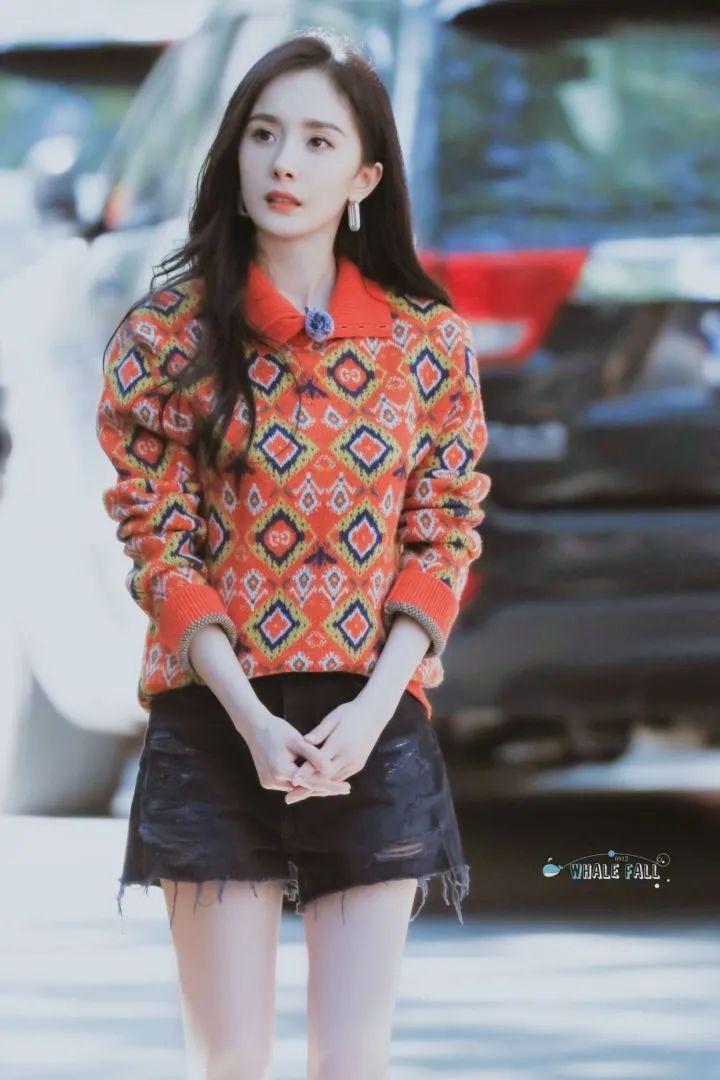 Dương Mịch mách fan 10 cách tạo dáng chụp ảnh đẹp như bìa tạp chí 2