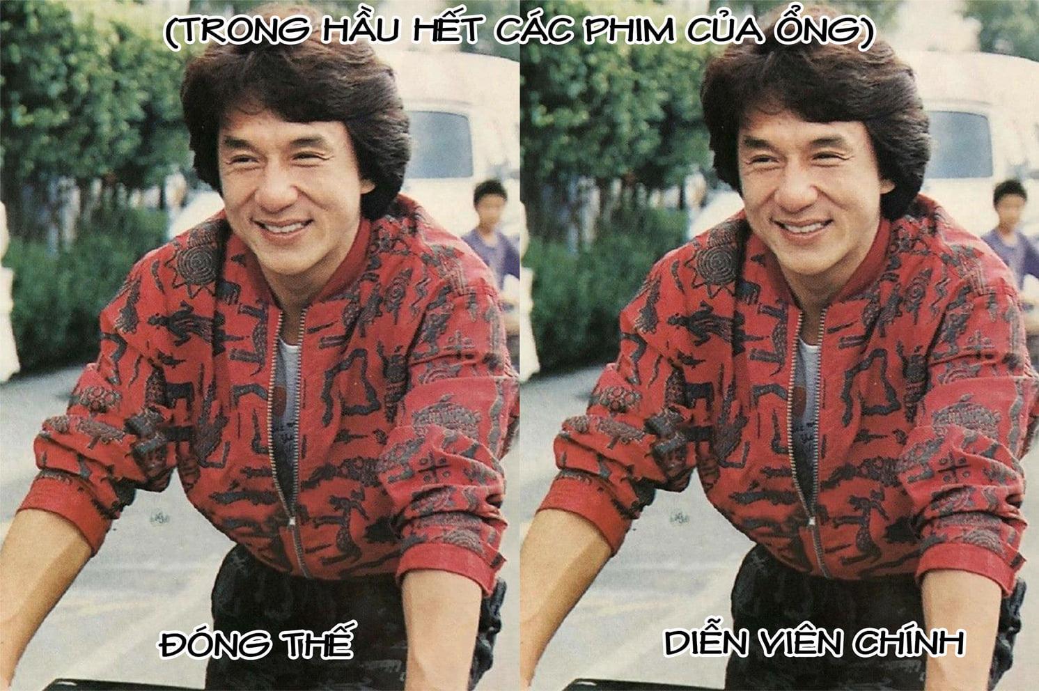 Lộ diện diễn viên đóng thế Dương Mịch, Lệ Dĩnh, Phạm Băng Băng, Lưu Thi Thi... hàng thật, hàng real không biết đâu mà lần 18