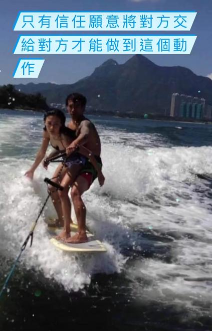 Trương Bá Chi đăng ảnh lướt sóng cùng trai lạ, netizen 'ngả nón' vì nhan sắc kinh diễm của mẹ 3 con 3