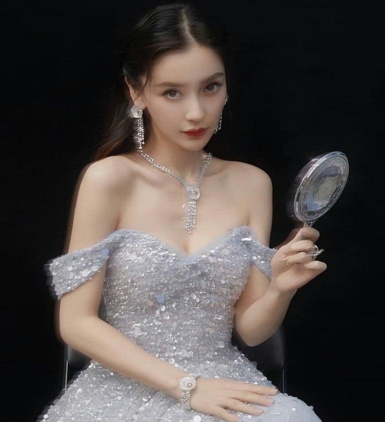Sao nữ Cbiz lên đồ gợi cảm: Dương Mịch, Nhiệt Ba nóng phỏng tay, Châu Tấn, Nghê Ni kiêu sang băng lãnh 2