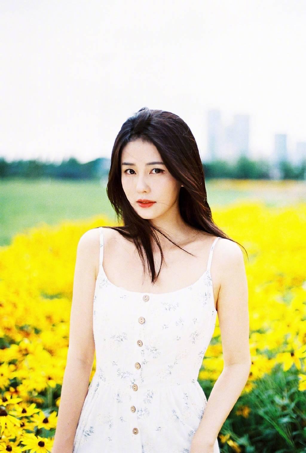 Bạch Lộc hóa 'nai trắng', khoe vẻ đẹp tinh khôi trong bộ ảnh mới 3