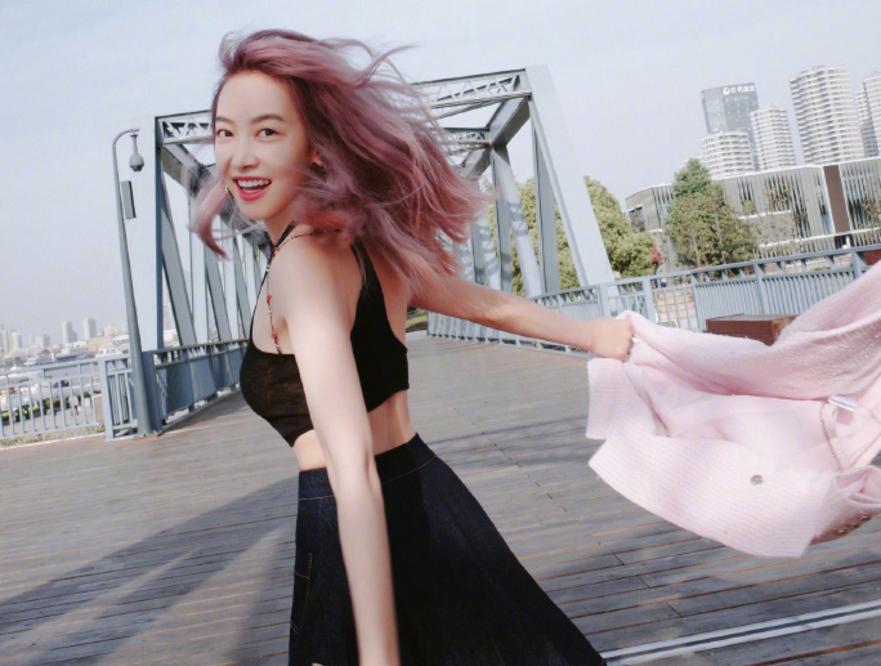Loạt ảnh tóc hồng của Tống Thiến khiến Cnet bùng nổ, chuyện gì đang xảy ra vậy? 5