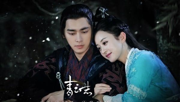 4 'người tình màn ảnh' của Triệu Lệ Dĩnh so kè nhan sắc, Phùng Thiệu Phong chắc chắn không phải số 1 2