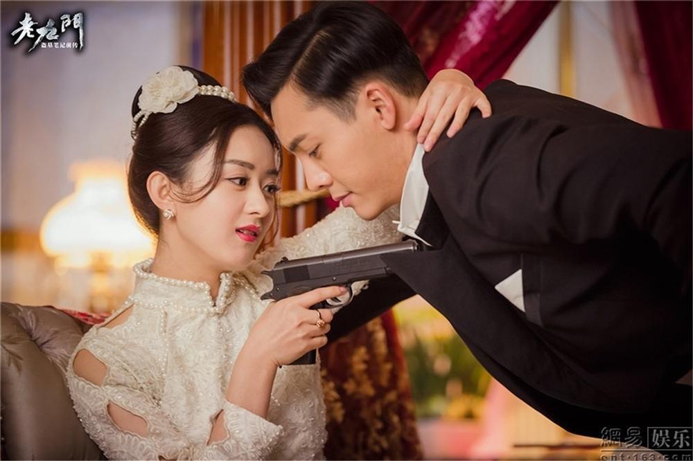 4 'người tình màn ảnh' của Triệu Lệ Dĩnh so kè nhan sắc, Phùng Thiệu Phong chắc chắn không phải số 1 4