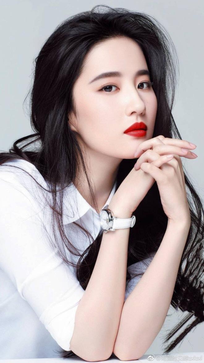 5 nữ thần Cbiz trong mắt người Hàn Quốc: Địch Lệ Nhiệt Ba vượt mặt Lưu Diệc Phi nhưng vẫn chưa phải trùm cuối 3