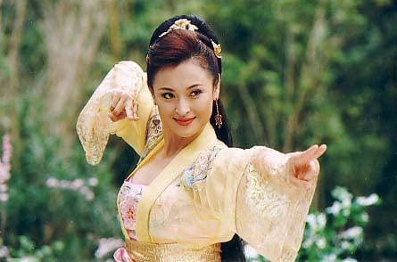 Dàn mỹ nhân Thiên Long Bát Bộ 2003: Lưu Diệc Phi chưa phải người đẹp nhất 10