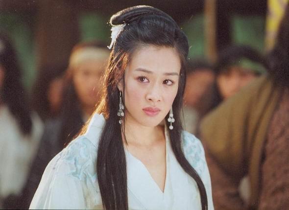 Dàn mỹ nhân Thiên Long Bát Bộ 2003: Lưu Diệc Phi chưa phải người đẹp nhất 12