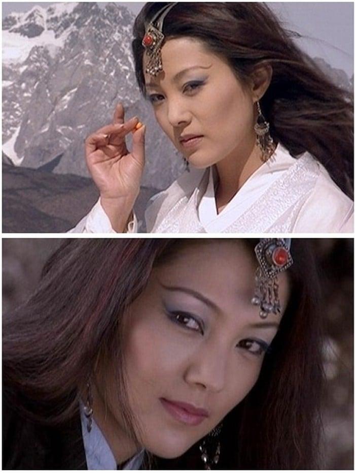 Dàn mỹ nhân Thiên Long Bát Bộ 2003: Lưu Diệc Phi chưa phải người đẹp nhất 13