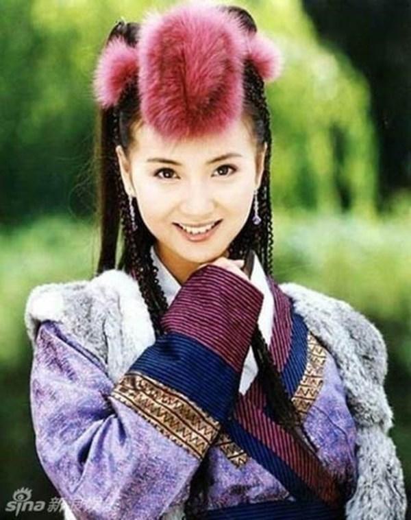 Dàn mỹ nhân Thiên Long Bát Bộ 2003: Lưu Diệc Phi chưa phải người đẹp nhất 2