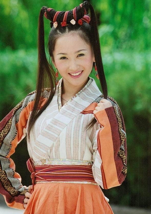 Dàn mỹ nhân Thiên Long Bát Bộ 2003: Lưu Diệc Phi chưa phải người đẹp nhất 5