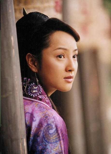 Dàn mỹ nhân Thiên Long Bát Bộ 2003: Lưu Diệc Phi chưa phải người đẹp nhất 9