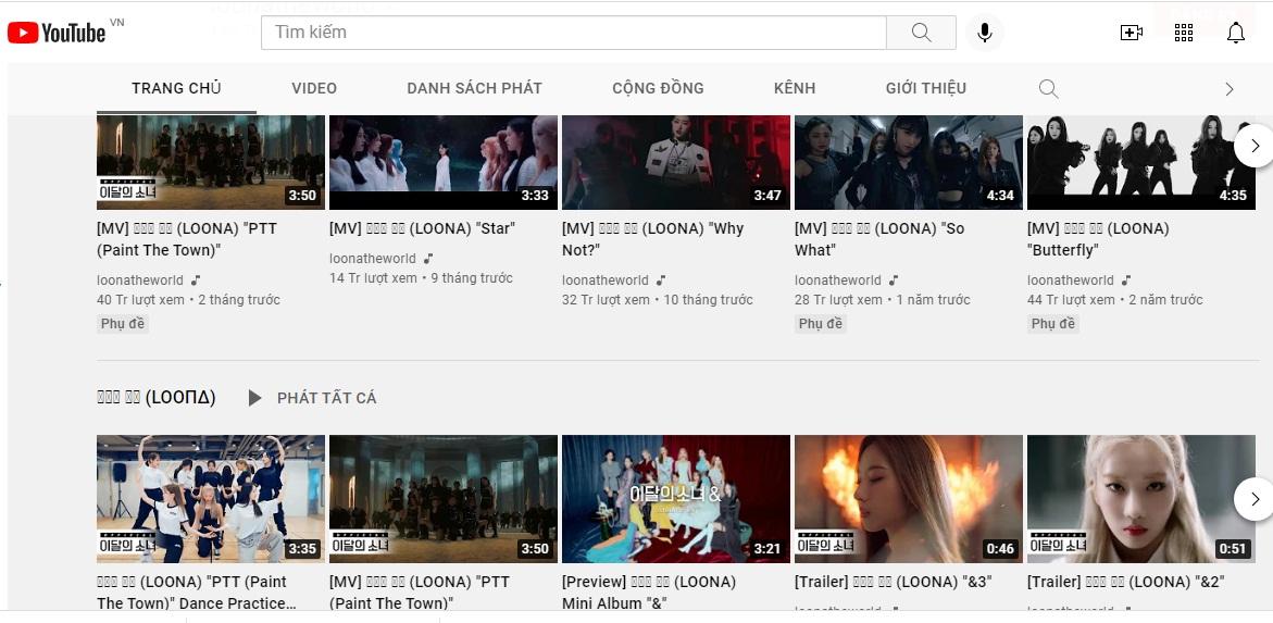 15 kênh YouTube của nghệ sĩ Kpop có thu nhập cao nhất năm 2021 1