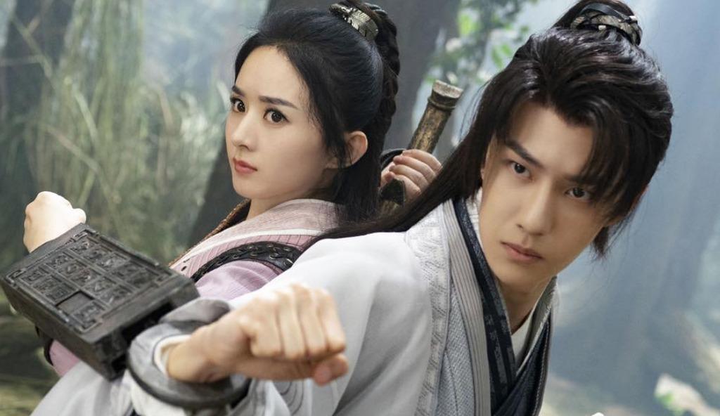 Hữu Phỉ kỹ xảo 3 xu vẫn được Triệu Lệ Dĩnh, Vương Nhất Bác 'phù phép' hốt bạc cho Tencent 2