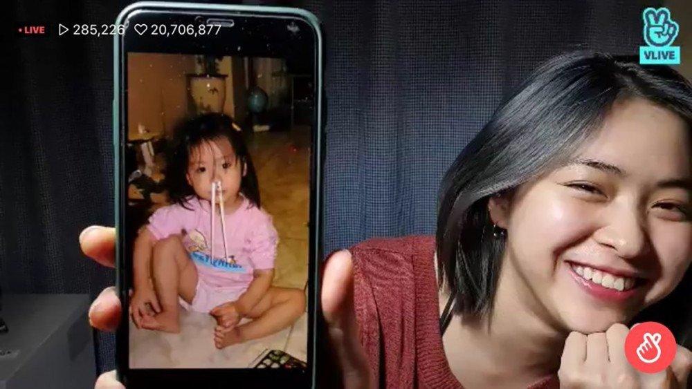 Ảnh thời thơ ấu của Ryujin ITZY khiến netizen mê mẩn vì con nít quỷ mang gương mặt thiên thần 1