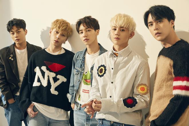 25 nhóm nhạc nam nổi tiếng nhất Kpop không dưới trướng 'Big4' 11