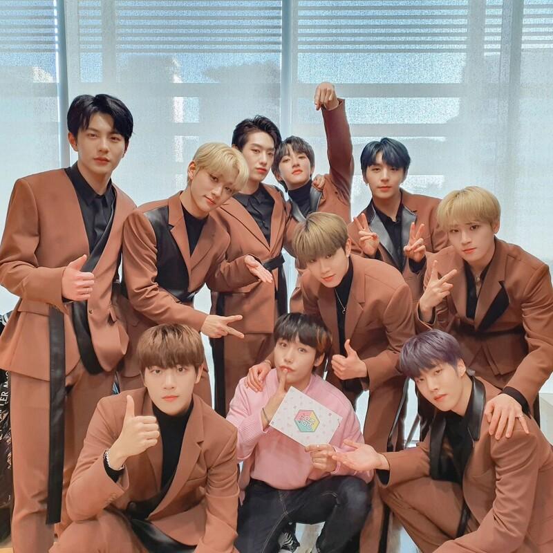 25 nhóm nhạc nam nổi tiếng nhất Kpop không dưới trướng 'Big4' 2
