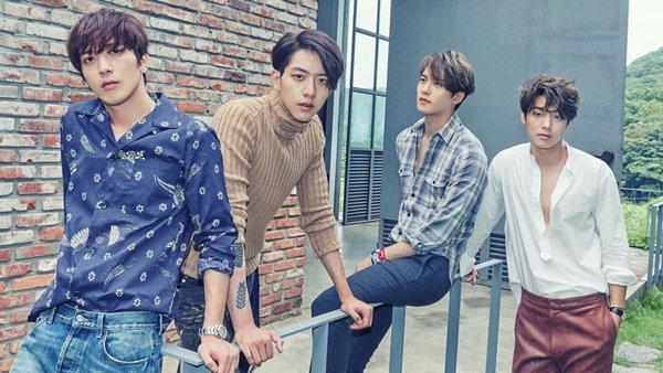 25 nhóm nhạc nam nổi tiếng nhất Kpop không dưới trướng 'Big4' 6