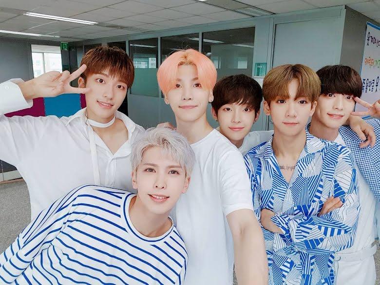 22 nhóm nhạc Kpop có tên khù khoằm, ngay cả fan đọc tên cũng xoắn lưỡi 8