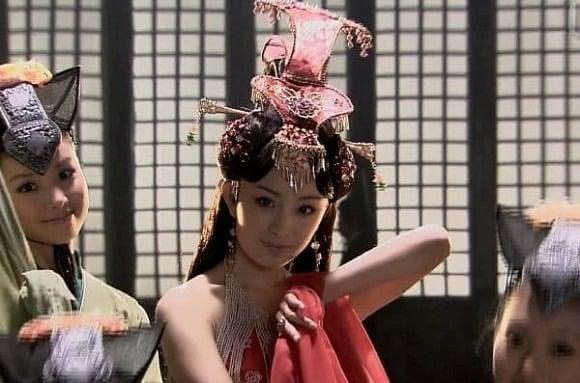 Dương Mịch đẹp đến tận xương tủy trong vai diễn năm 19 tuổi 3