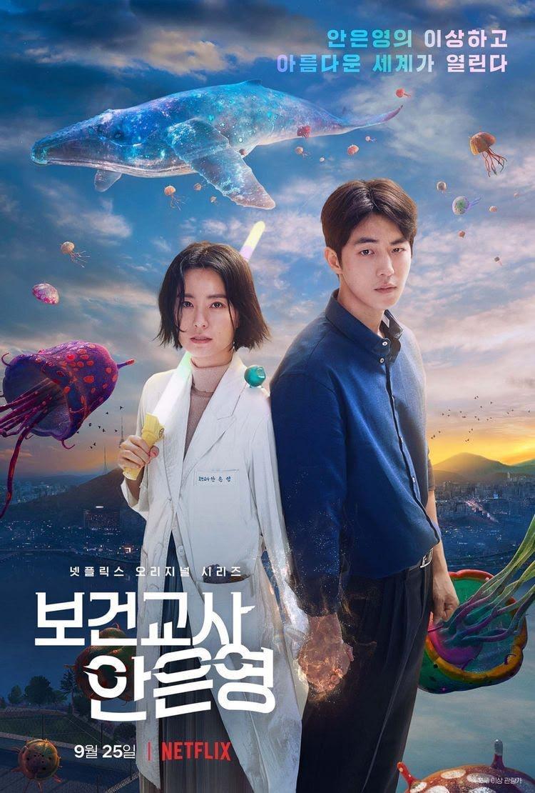 6 phim truyền hình Hàn Quốc đang 'làm mưa làm gió' trên Netflix 4