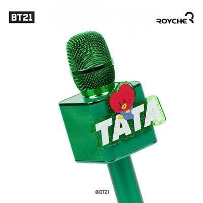 Những lần V(BTS) làm mặt 'TATA Mic' khiến ARMY cười rần 1