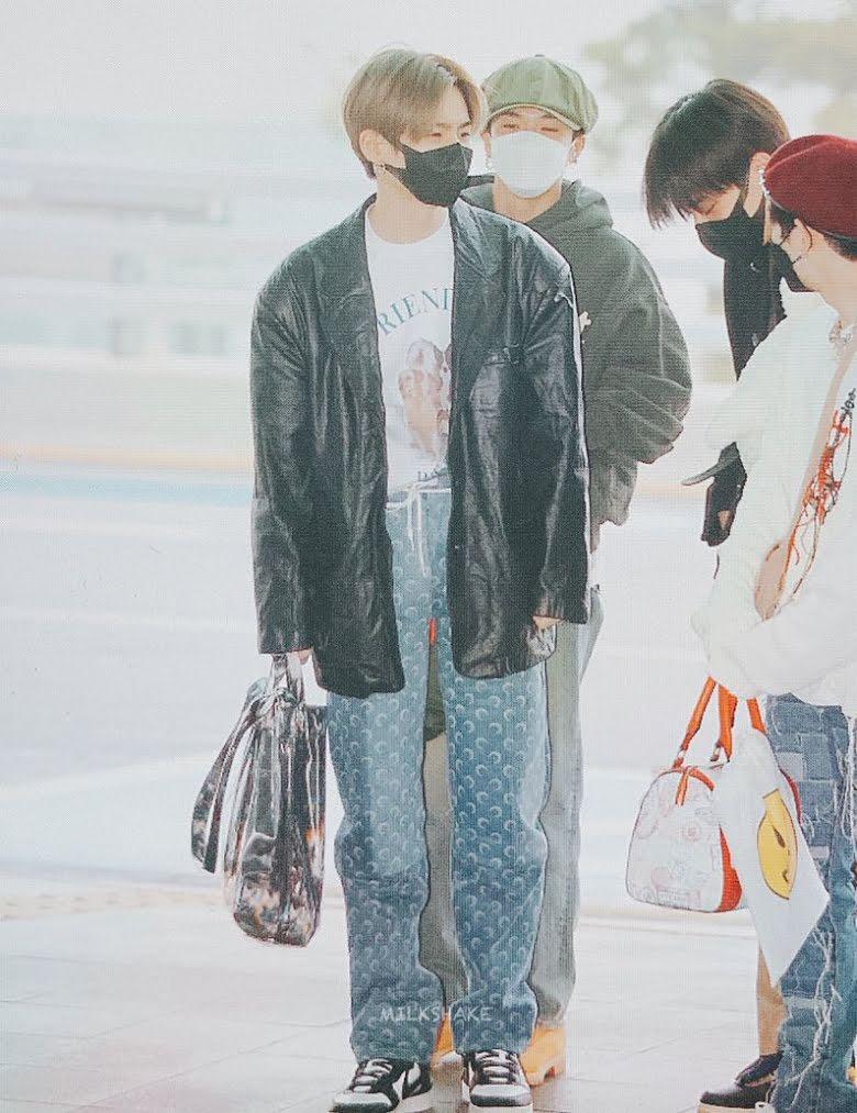 Mặc đụng hàng,  Yeonjun (TXT), Ni-Ki (ENHYPEN), Yoshi (TREASURE) khiến netizen 'lác mắt' khi bình chọn 'ông hoàng' phối đồ 6